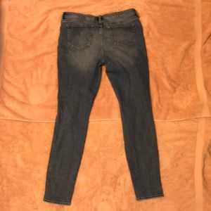 a.n.a Jeans - a.n.a. LOT of 2 Skinny Jeans Size 12 Ripped Knee